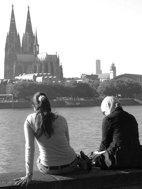 women in Cologne