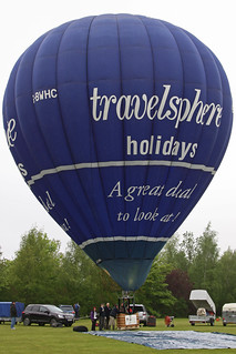 "G-BWHC ""Travelsphere Holidays"""