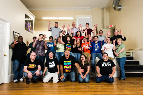 FroKnowsPhoto Boot Camp Group Photo 5/12/2012