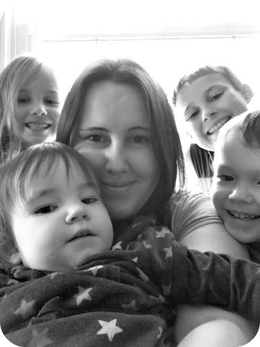 me & my babies - blog