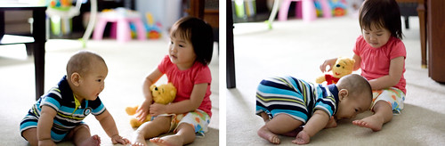 Will 6 Months - Anna 26 Months