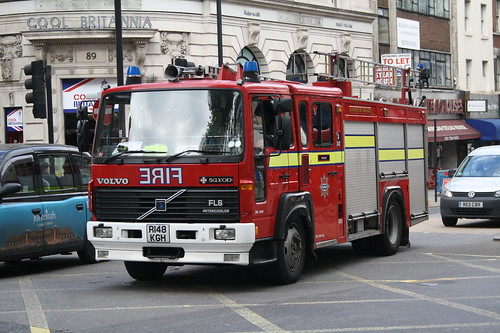 R148KGH London Fire & Rescue
