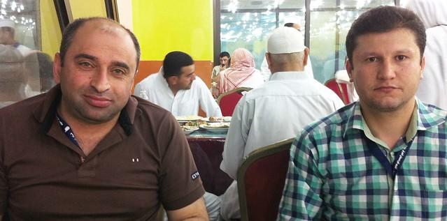 Two nice Kurds Men