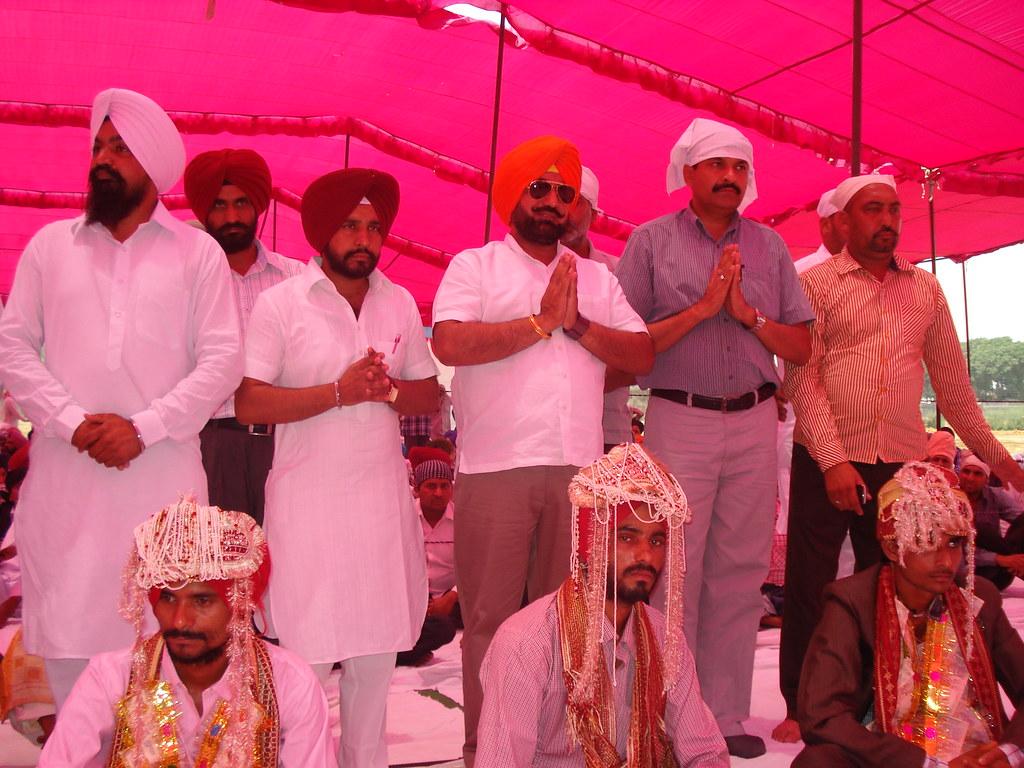 Punjab BJP Sardar Leader Sukhminderpal Singh Grewal the ma
