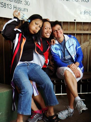 Maria, Candy, & Kirsten