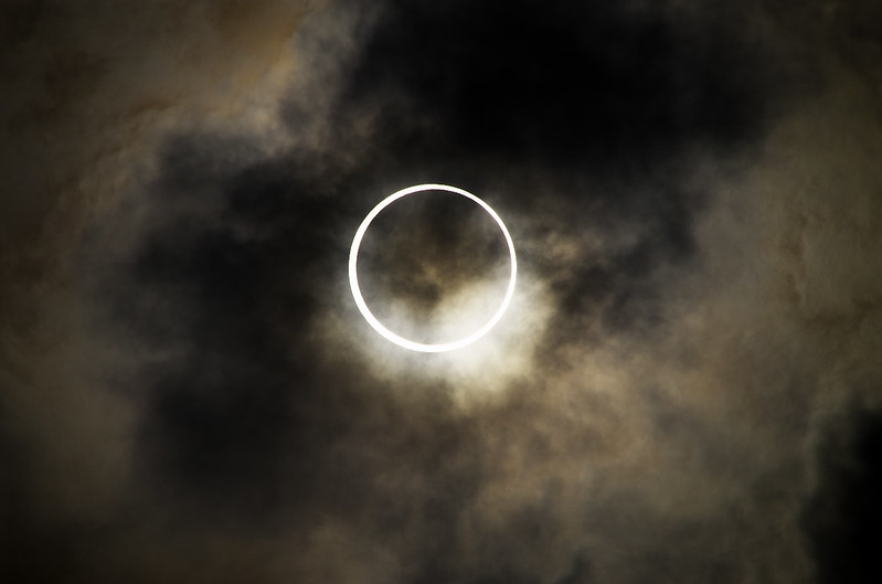 The 2012 annular eclipse