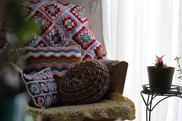 Favorite crochet corner