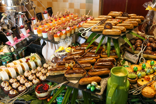 DLP April 2012 - Easter Brunch at Inventions