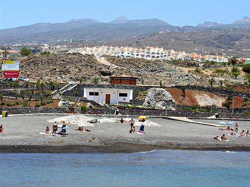 Callao Salvaje beach