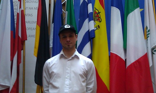 François LUDWIG au Parlement Européen