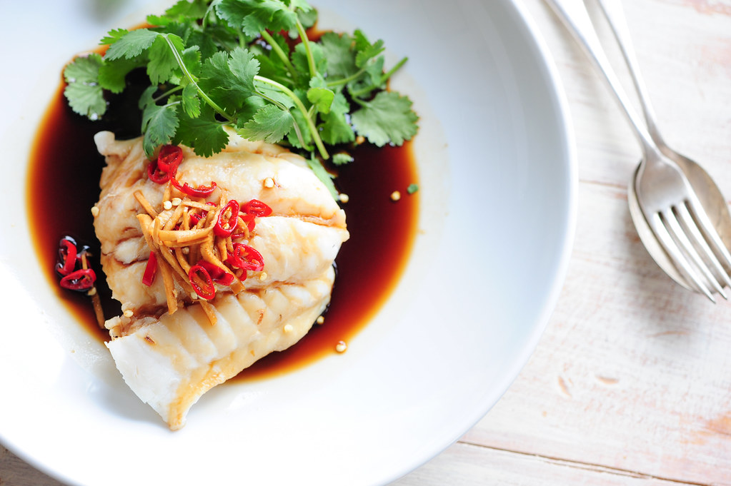 steamed fish with soy & ginger-2