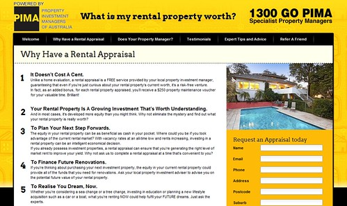 PIMA, What is My Rental Property Worth