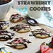Chocolate Covered Strawberry Cookies 1