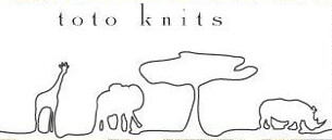 WIN yourself a hand made organic TOTO KNIT