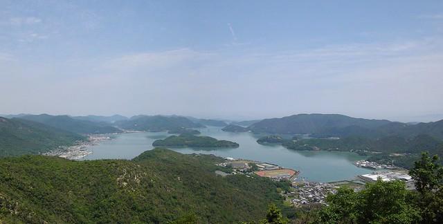 笹尾山からの眺め #1