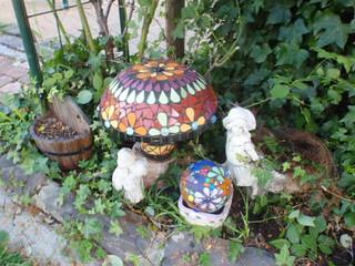 Last of the mushrooms