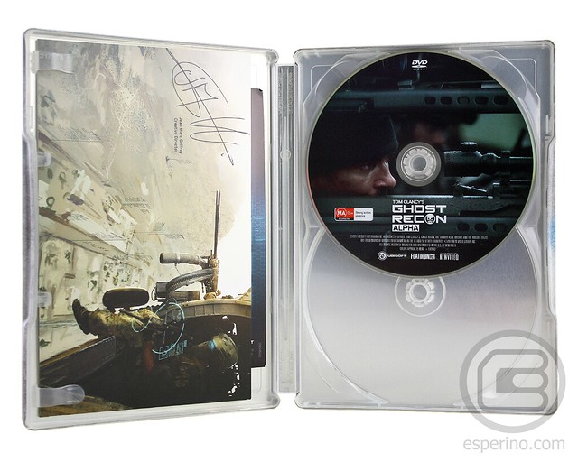 Ghost Recon: Future Soldier Collector's Edition Unboxing
