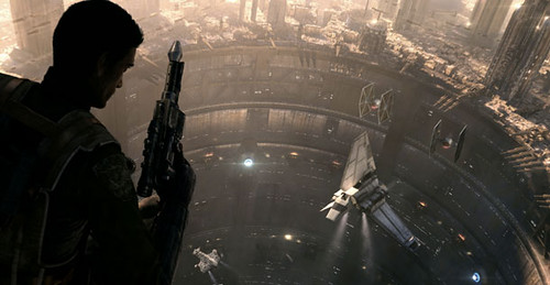 Star Wars 1313: New Video Takes You Below The Surface Of Coruscant