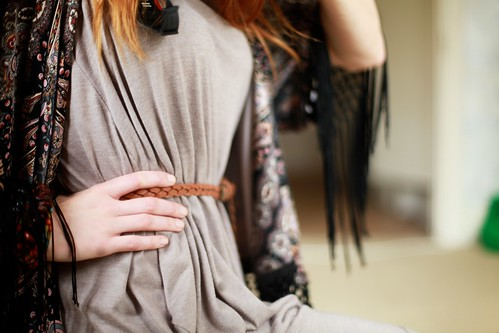 01.05.12 :: #DIY Fringe Benefits | How to bring your wardrobe upto Season with a little help from eBay and a spot of stitching.
