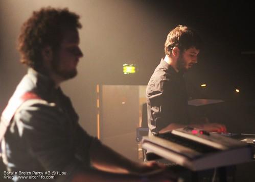 Bars'N Breizh Party #3 @ ubu 2012
