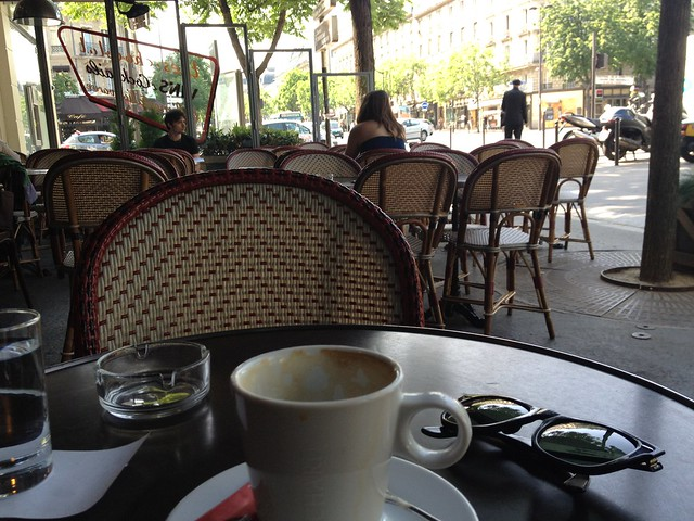 Les Negociants Cafe - Paris