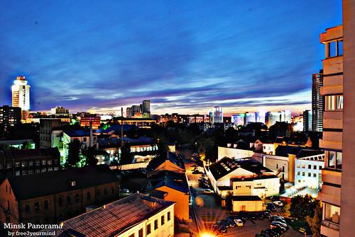 Minsk Panorama