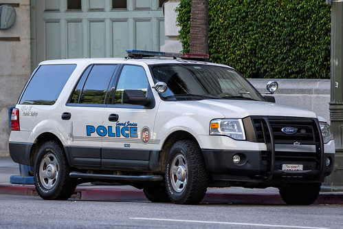 Los Angeles General Services Department Police