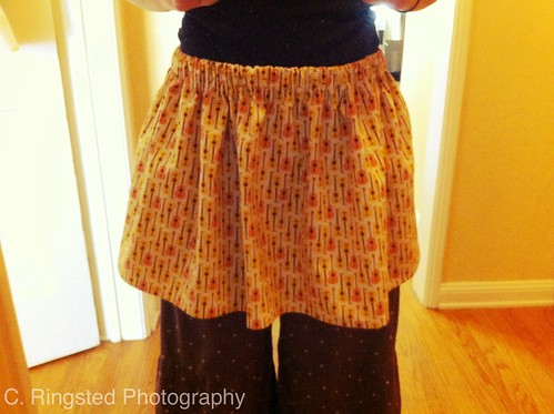 Life: Gathered Skirt Number Two... by Sanctuary-Studio