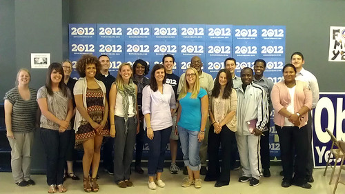 OFA KC summer fellows