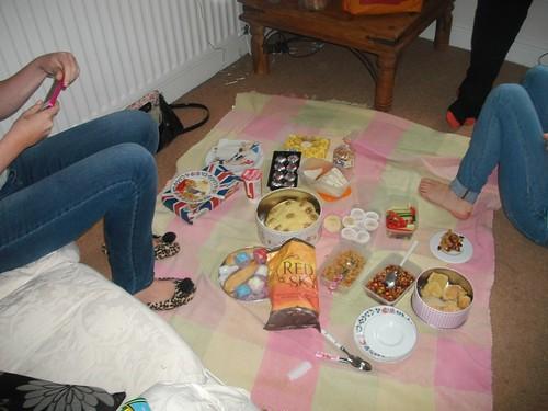 jubilee indoor picnic