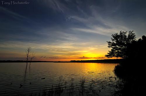 lake oklahoma sunrise nikon arcadia d300 lakearcadia nikon1024mmf3545