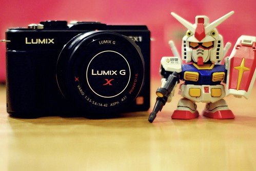 My Lumix GX1