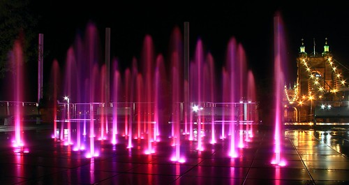 Smale Riverpark Fountains