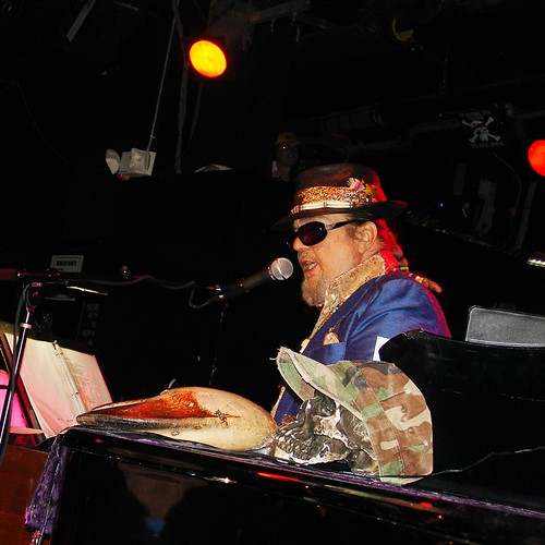 Dr John 6-6-12 by Eugene Goodale ⚜