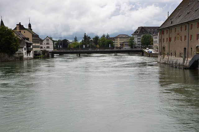River Aar, Solothurn