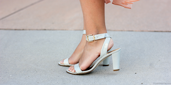 j crew sandal heels