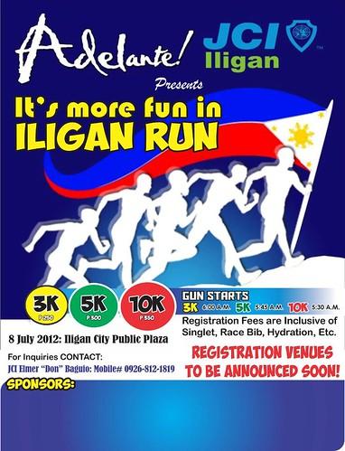 Iligan run marathon