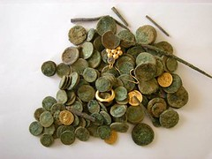 Bar Kokhba coin hoard