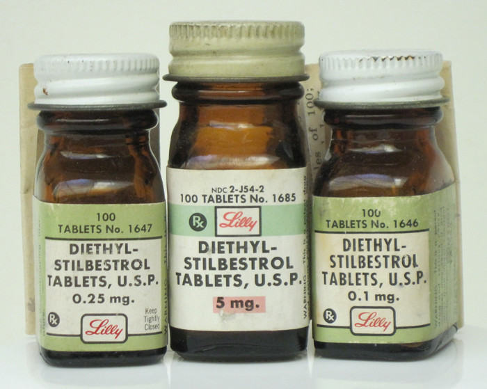 DiEthyl-Stilbestrol tablets
