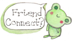 friend connect frog