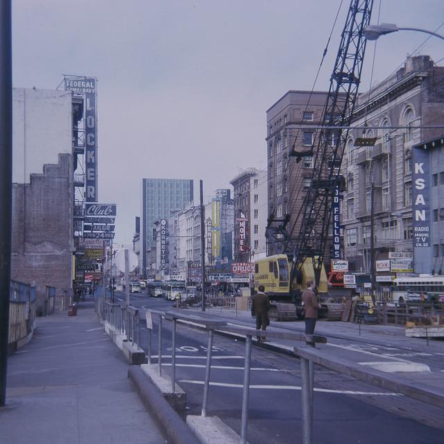 Market St., 1969