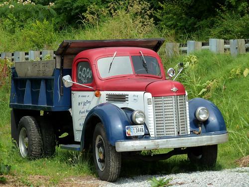 1946 International Dump Truck