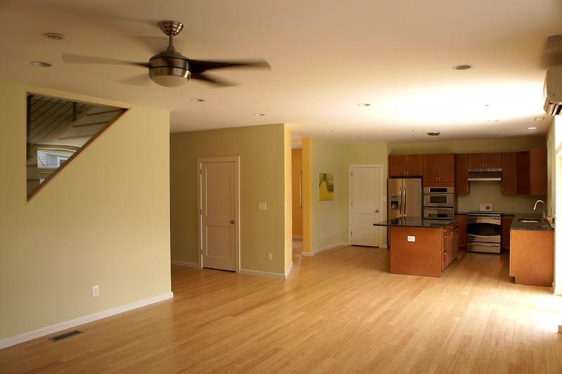 passive house room