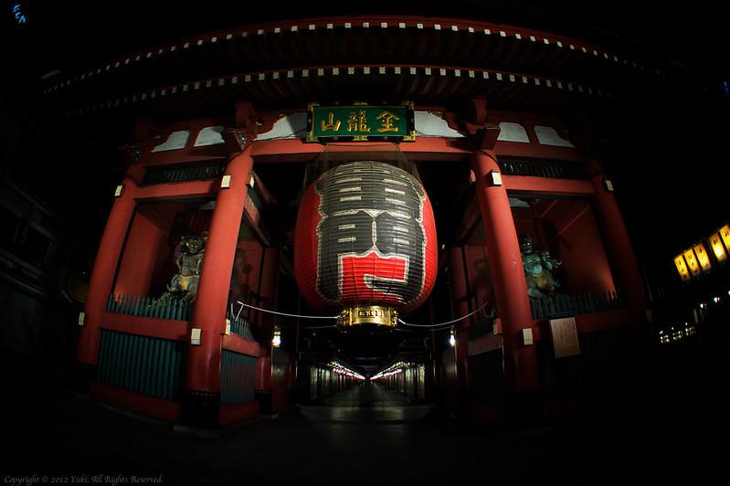Senso-ji 雷門