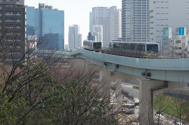 Tokyo Train Story ゆりかもめ 2014年3月22日