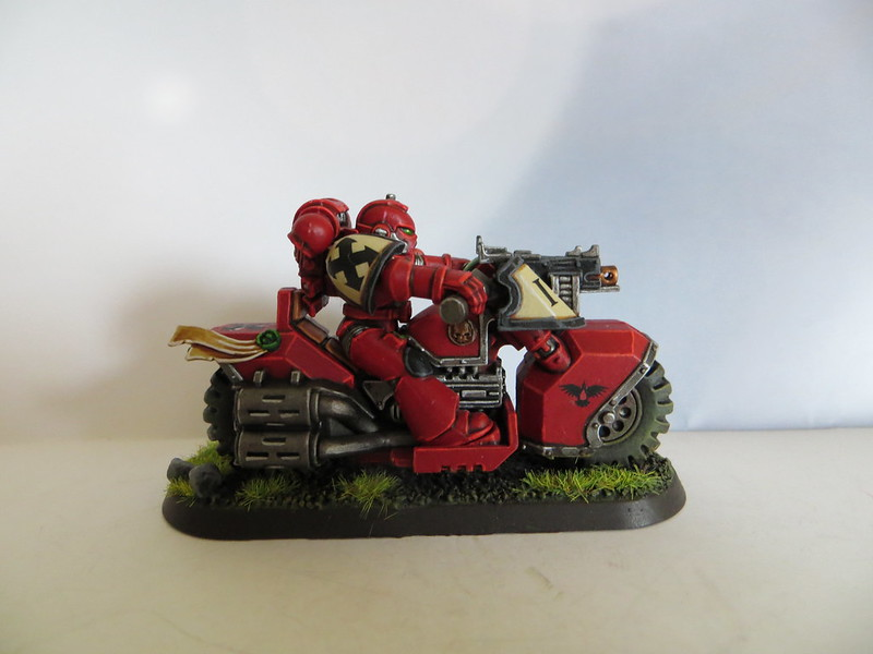 1st Biker - GravGun II