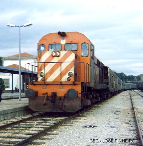 CP 1550 - Mangualde, 1988