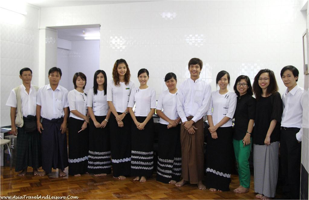 Myanmar Travel Team of Asia Travel & Leisure