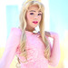 Disney Princess Aurora (Richard Schaefer) 2014 Amazing Arizona Comic Con (AACC)