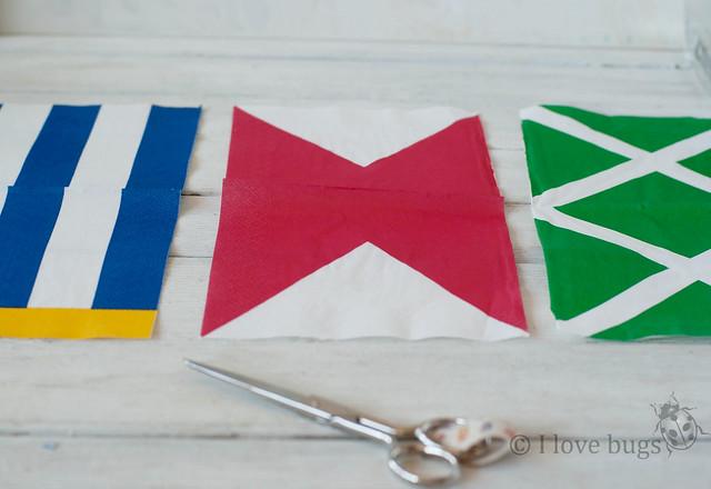guirnalda de banderas